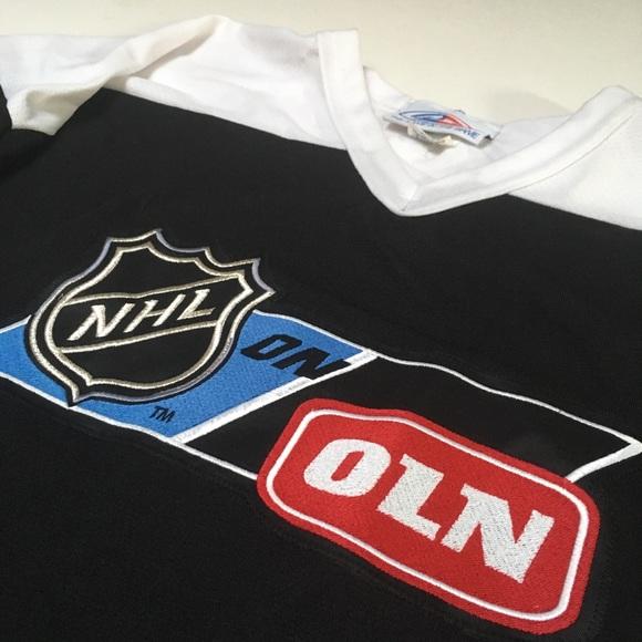 AK Other | Oln X Nhl Hockey Sewn Jersey Versus | Poshmark